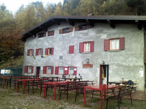 Il Rifugio Riva