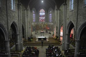 Eglise Saint Tiviziau à Landivisiau
