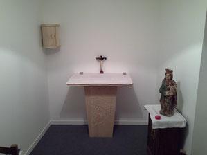 Oratoire presbytère Saint Corentin Quimper