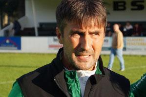 """""""Die Mannschaft hat nach den Rückstand Moral bewiesen,"""" Trainer Dragan Lasic nach de Spiel."""