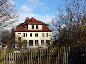 Die alte Dorfschule - unser neues Vereinsheim!