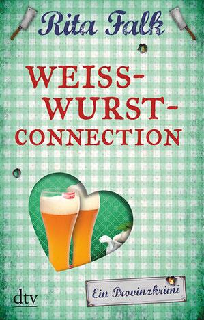 Cover Rita Falk: Weisswurstconnection