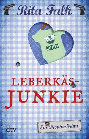 Cover Rita Falk: Leberkäsjunkie