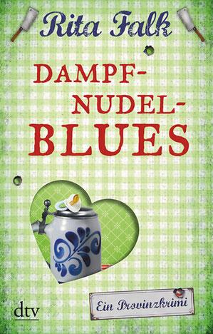 Cover Rita Falk: Dampfnudelblues