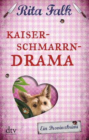 Cover Rita Falk: Kaiserschmarrndrama