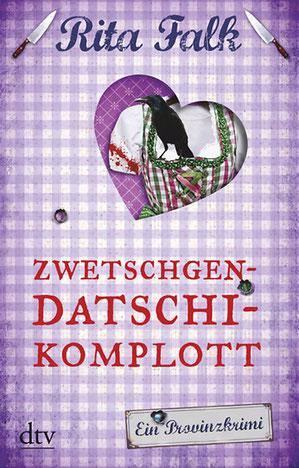 Cover Rita Falk: Zwetschgendatschikomplott