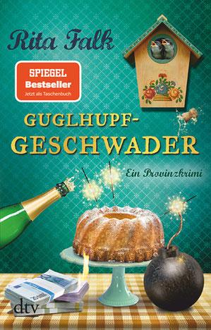 Cover Rita Falk: Guglhupfgeschwader