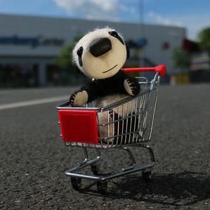 Mit einem Klick zum Shoppen!