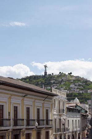 Die Historische Altstadt von Quito ist UNESCO Weltkulturerbe der Menschheit