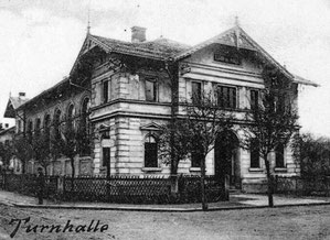 Friedland - Turnhalle 1920