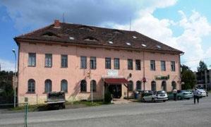 Der alte Kretscham in Ebersdorf