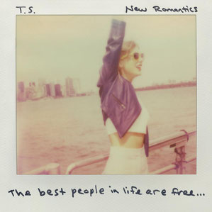 New Romantics (Big Machine Records, 2016)