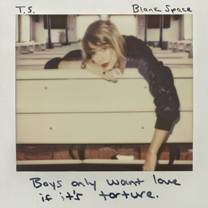 Blank Space (Big Machine Records, 2014)
