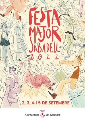 Fiestas en Sabadell Festa Major