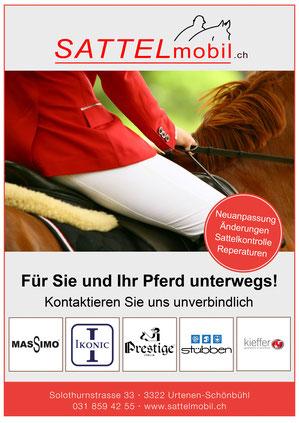 Reitsport Heiniger, Schönbühl - Blogartikel Sattelmobil.ch
