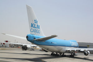 There are indications KLM might phase out their 17 Boeing 747-400 Combi aircraft / source: hs