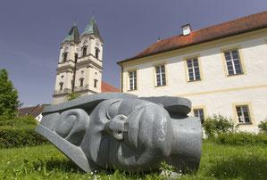 Kloster Niederalteich, Foto: Landratsamt Deggendorf