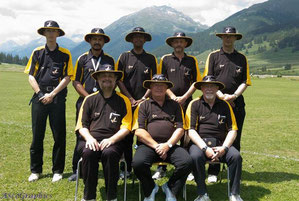 2017's Pride of Umpires at the International Cricket Festival, Zuoz (24 & 25.6.2017)
