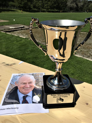 Peter MacLaverty Trophy