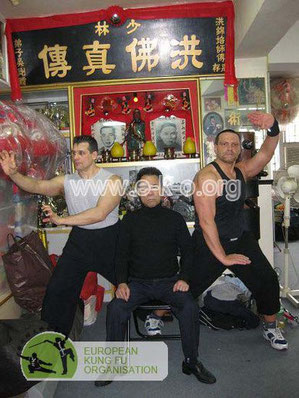 Die Kampfkunst unserer Kung Fu Schule entstammt der Quelle des traditionellen Kung Fu in Hong Kong.