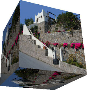 Casa vacanze lipari isole eolie villasoprana lipari casa for Appartamenti lipari