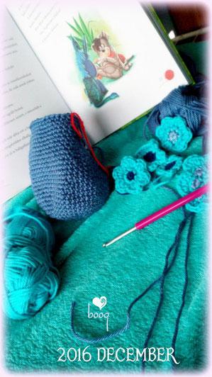 Samu a kék kiscsacsi horgolási útmutató