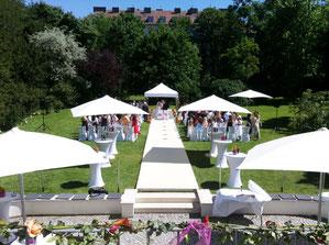 Palais Schönburg - Hochzeit