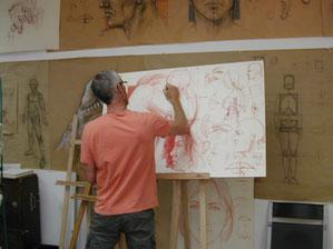 Henri-Pierre Bourget : Rien de tel qu'un bon dessin pour se faire comprendre