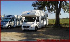 Aire de Mortagne sur Gironde