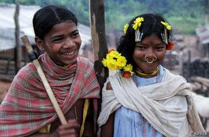 """La campaña """"Orgullosos, no primitivos"""" desafía los prejuicios que existen hacia los pueblos indígenas en la India. © Survival"""