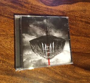 """Das Album """"Inferno"""" von Hell Boulevard"""
