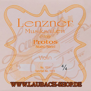 Lenzner Protos - Strings for violin buy