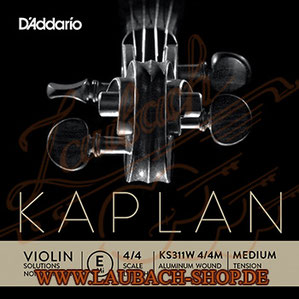 Kaplan Solutions violin string, E I