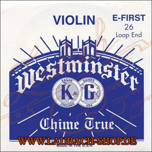 Westminster - Strings for violin buy