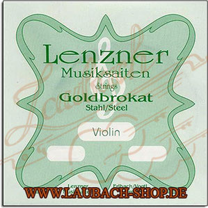 Lenzner Goldbrokat violin string buy