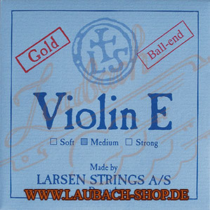 Larsen buy - Strings for violin