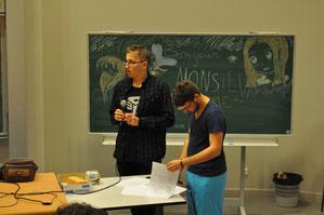 Hesdea et Richoult au Joutes 2014