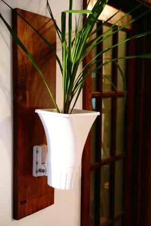 Sirène à fleur upcycling