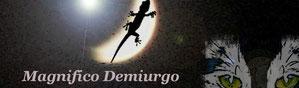 Magnifico Demiurgo, romanzo di Patrizia Grotta