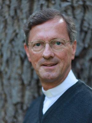 Pfarrer Abrahamowicz leitete Baumgarten  bis 2016.