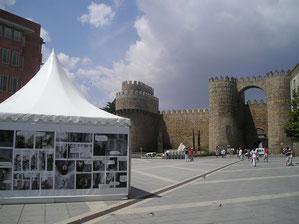 La Tebeoteca instalada en Ávila