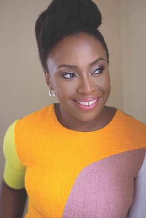 Chimamanda Ngozi Adichie © Wani Olatunde