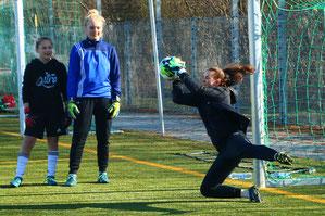 Für die Mädchen des MTV Pfaffenhofen konnte eine eigene Trainingsgruppe vermittelt werden.