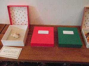 TOKYO POLAROIDSの伊野亘輝さんの写真展で作ったポラロイドの箱