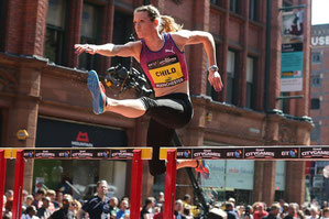 Our Winner - Eilidh Child (Pic: Pete Huntley)