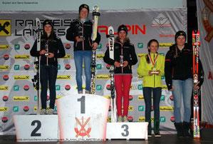 Sieg von Magdalena Schwaiger (Bildquelle Bezirkshomepage TSV Kitzbühel)