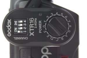 Godox XTR-16, Sony, RC, Receiver