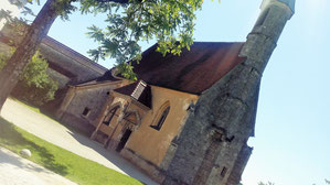 Burg Burghausen, 4. Hof, Hedwigskapelle