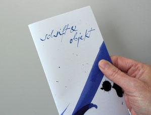 Schrift & objekt