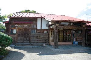白虎隊の墓がある観福寺